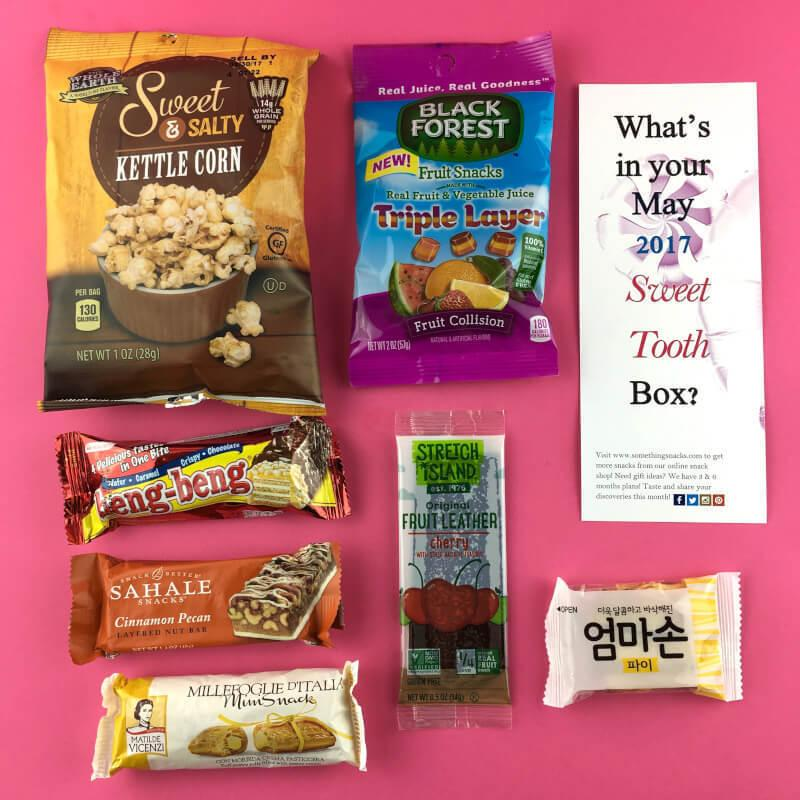 Something Snacks Review – May 2017