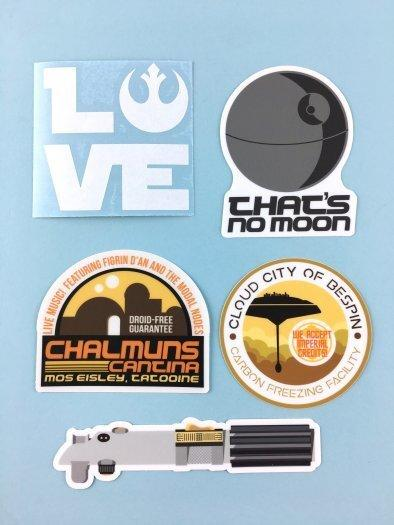 The Geeky Decal Review - May 2017The Geeky Decal Review - May 2017