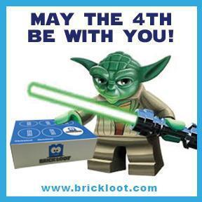 Brick Loot May the 4th Sale + Spoilers!