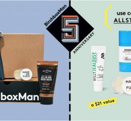 Birchbox Man Coupon: Free Sample Bundle with New Subscription