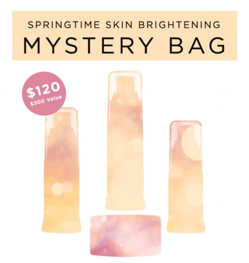 CosMedix Springtime Skin Brightening Mystery Bag