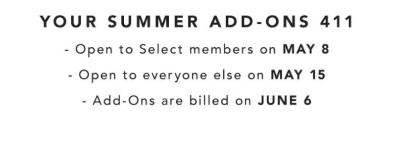 Fabfitfun Summer 2017 Add Ons Now Open Subscription Box Ramblings