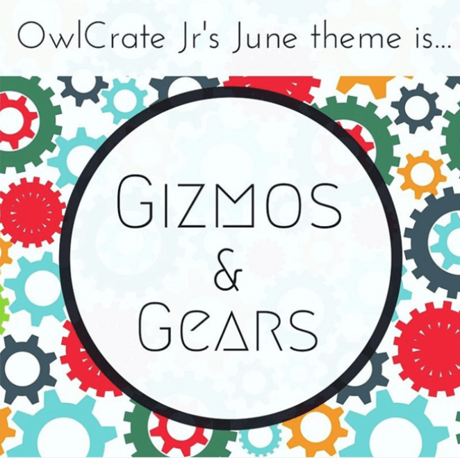 OwlCrate Jr. June 2017 Theme / Spoilers + Coupon Code