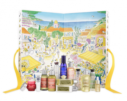 L'OCCITANE Summer Treasures Advent Calendar – On Sale Now