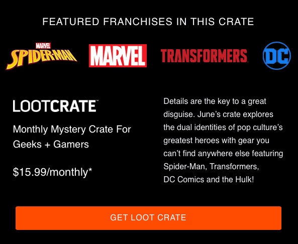 Man crates coupon code
