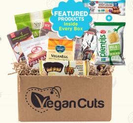 Vegan Cuts Snack Box June 2017 Spoilers