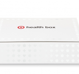 Target Health Box - $9.99 or FREE with $30+ Purchase