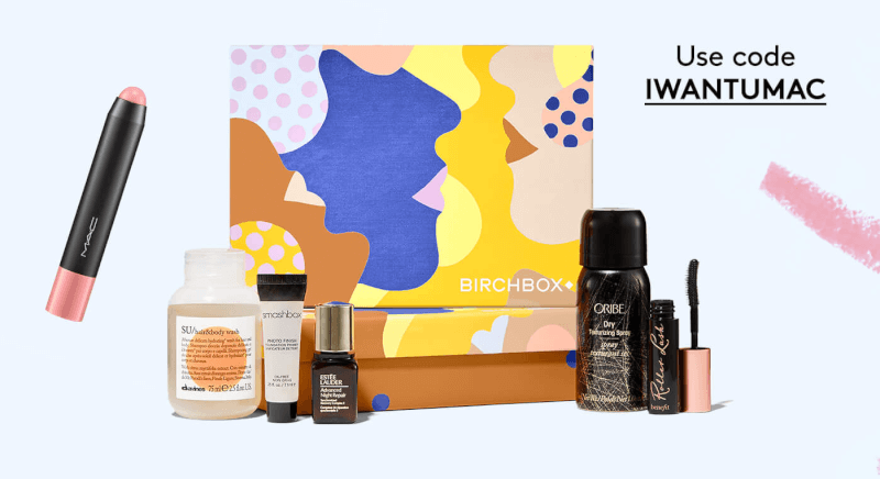 Birchbox Coupon – FREE M·A·C Patentpolish Lip Pencil with New Subscription