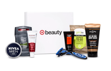 June 2017 Target Beauty Box – Father's Day Edition – Now Just $5