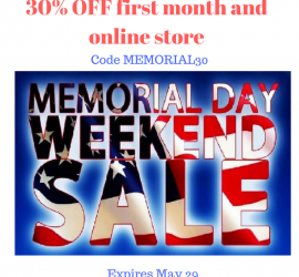 Fruit for Thought Memorial Day Coupon Code - 30% Off First Month