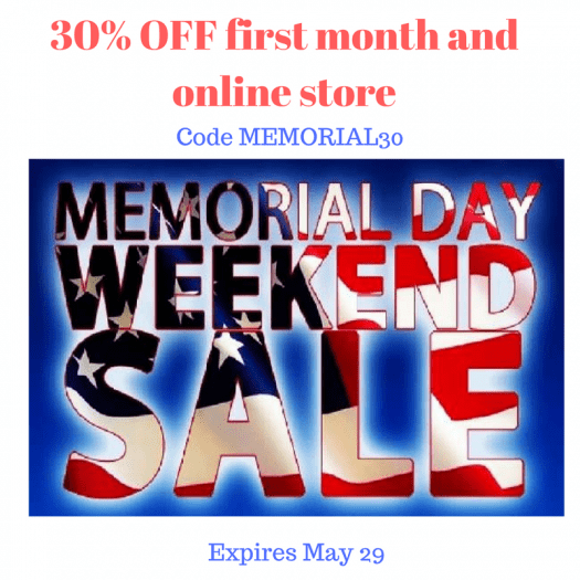 Fruit for Thought Memorial Day Coupon Code – 30% Off First Month