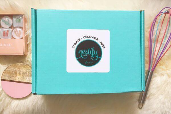 Nestify Box May 2017 Spoilers Coupon Code