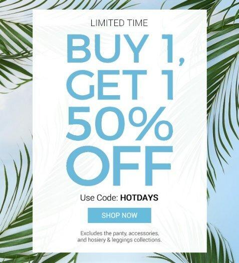 Adore Me Coupon Code – Buy One Set, Get One 50% Off!