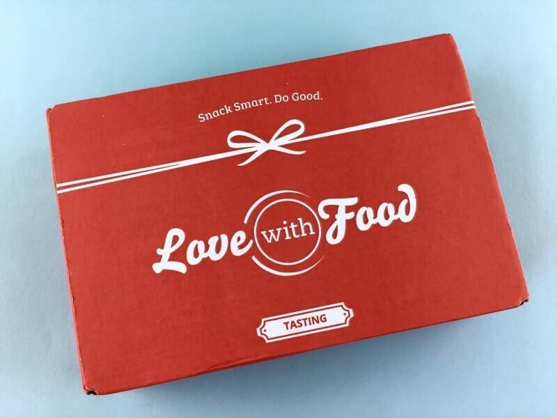 Love With Food November 2017 Spoilers + Coupon Code