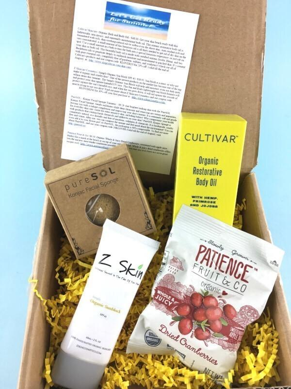 Kloverbox Review + Coupon Code – June 2017