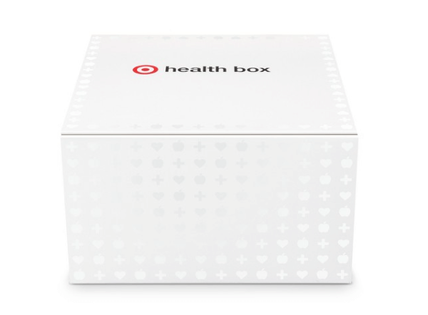 Target Health Box – $9.99 or FREE with $30+ Purchase