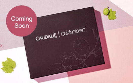 Look Fantastic + Caudalie Limited Edition Box – Coming Soon