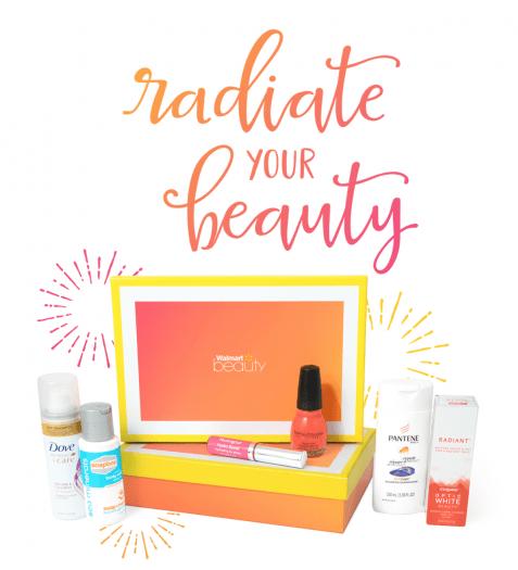 Walmart Beauty Box – Summer 2017 Box On Sale Now