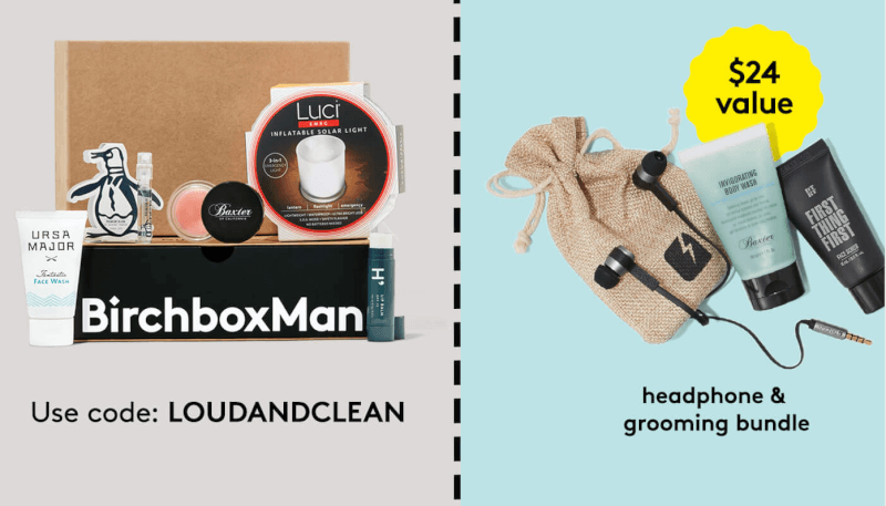 Birchbox Man Coupon: FREE BOMBAS Socks with New Subscription