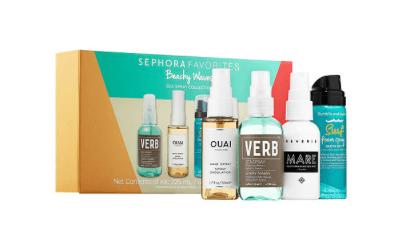 Sephora Favorites – Beachy Waves Sea Spray Collection + Coupon Codes