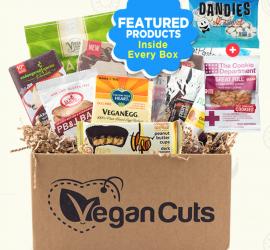 Vegan Cuts Snack Box July 2017 Spoilers