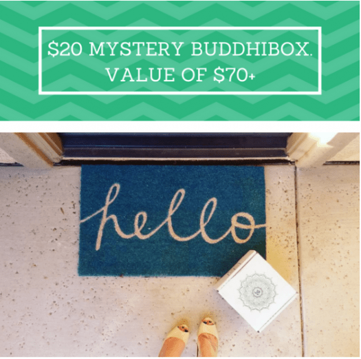 BuddhiBox Mystery Box - Now Available!