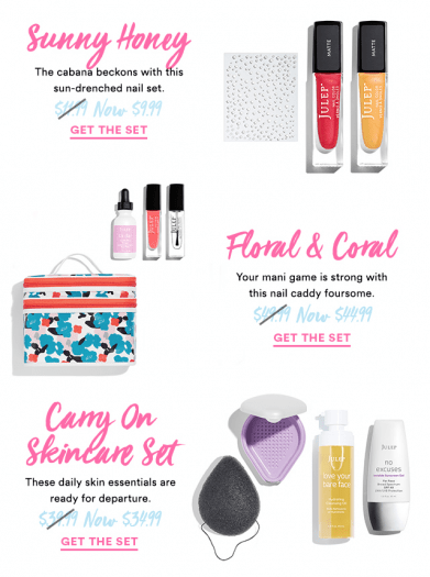 Julep Secret Store Now Open + Coupon Code - July 2017