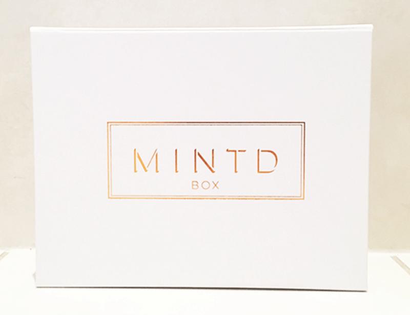 MINTD Box November 2018 FULL Spoilers + Coupon Code!
