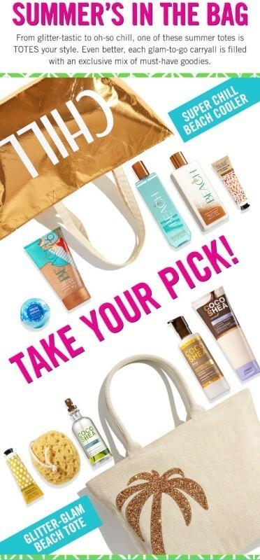 Bath & Body Works Summer 2017 Tote – On Sale Now!