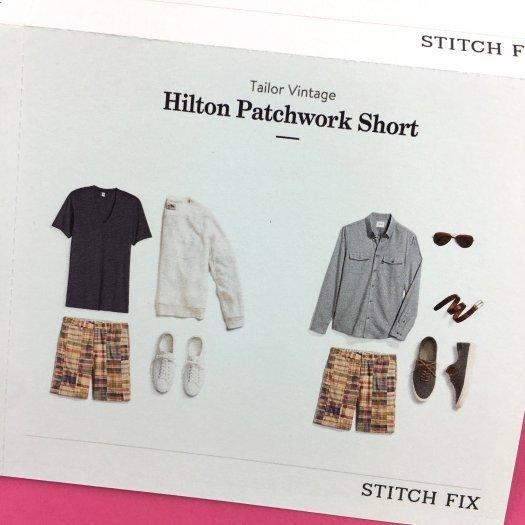 Stitch Fix Men Review - July 2017