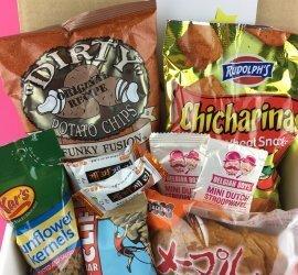 Something Snacks Review - June 2017