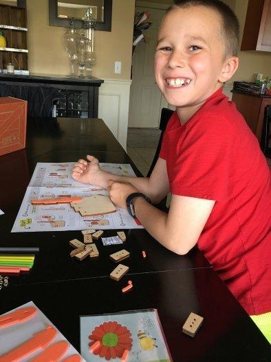 Tinker Crate Review + Coupon Code - April 2017