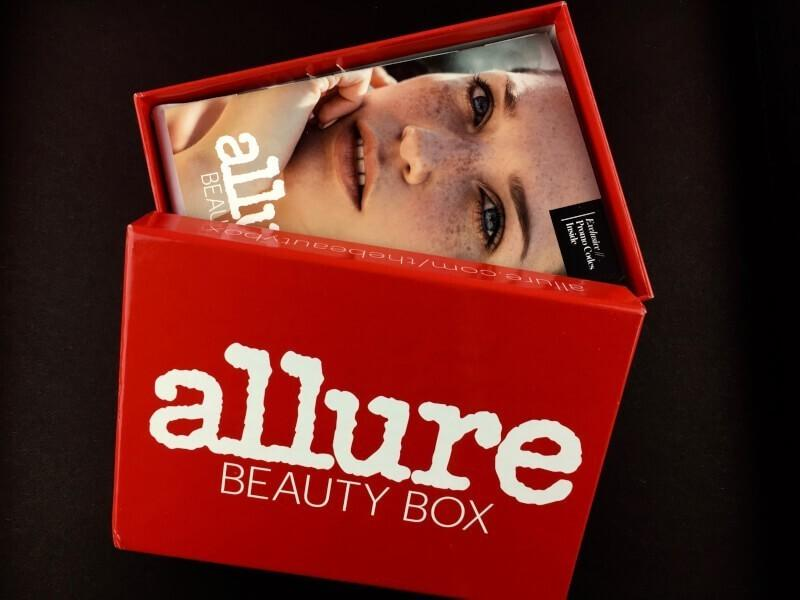 Allure Beauty Box Review – July 2017