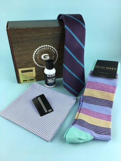 Gentleman's Box Review - July 2017