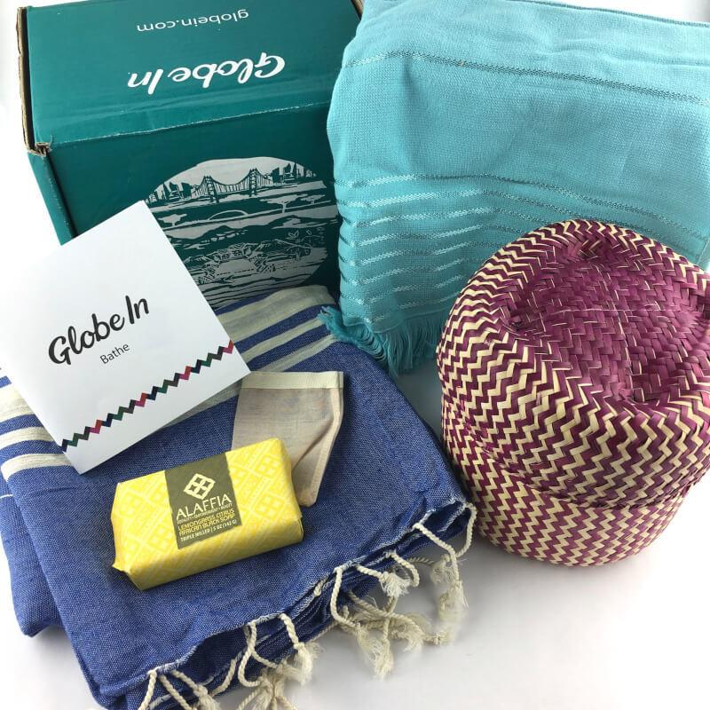 """GlobeIn Review – """"Bathe"""" + Coupon Code – July 2017"""