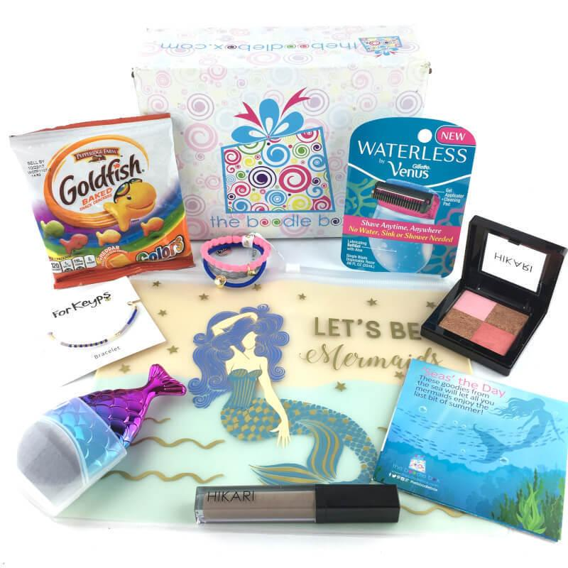 The Boodle Box Review – August 2017