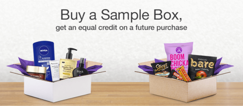Amazon Women's Daily Beauty Sample Box – Free After Credit!