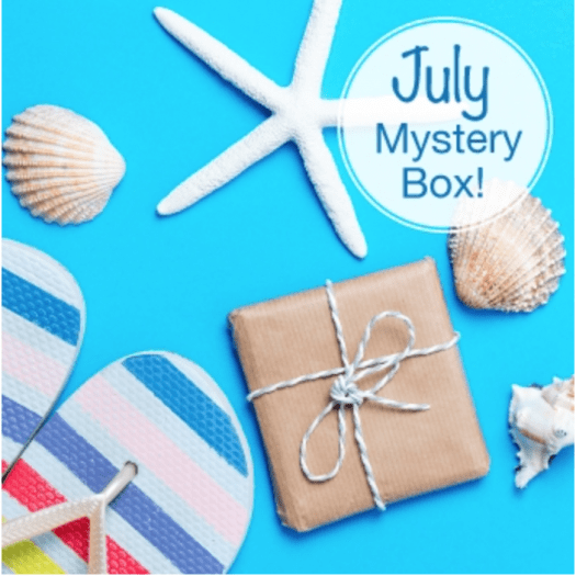 Cricut July 2017 Mystery Box – On Sale Now + Coupon Code
