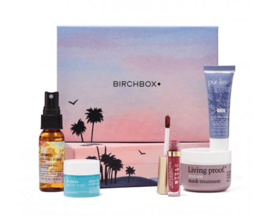 """Birchbox September 2017 """"Your Time to Shine"""" Curated Box – Now Available in the Shop!"""