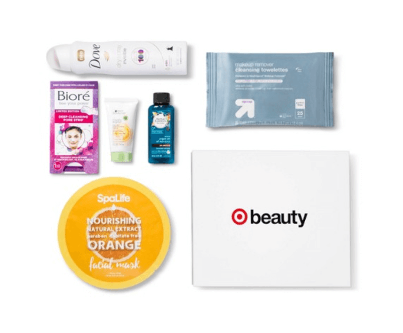 August 2017 Target Beauty Box – On Sale Now