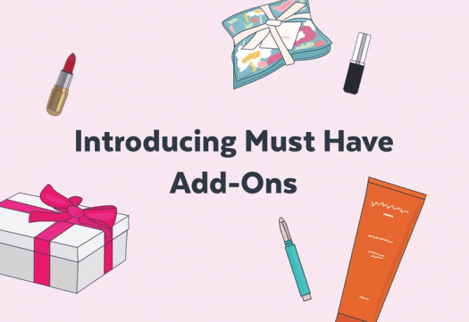 POPSUGAR Must Have Box Add-Ons – Just Launched!