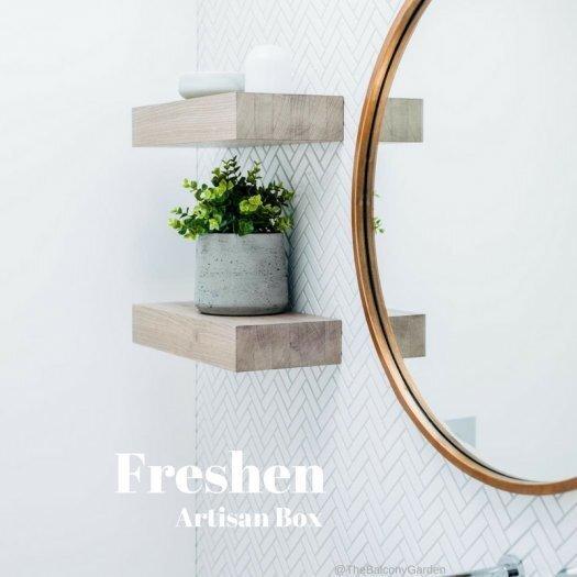 """GlobeIn Artisan Box September 2017 """"FRESHEN"""" Full Spoilers + Coupon Code"""