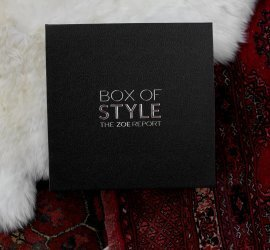 Box of Style by Rachel Zoe Fall 2017 SPOILERS + Coupon Code!!!!