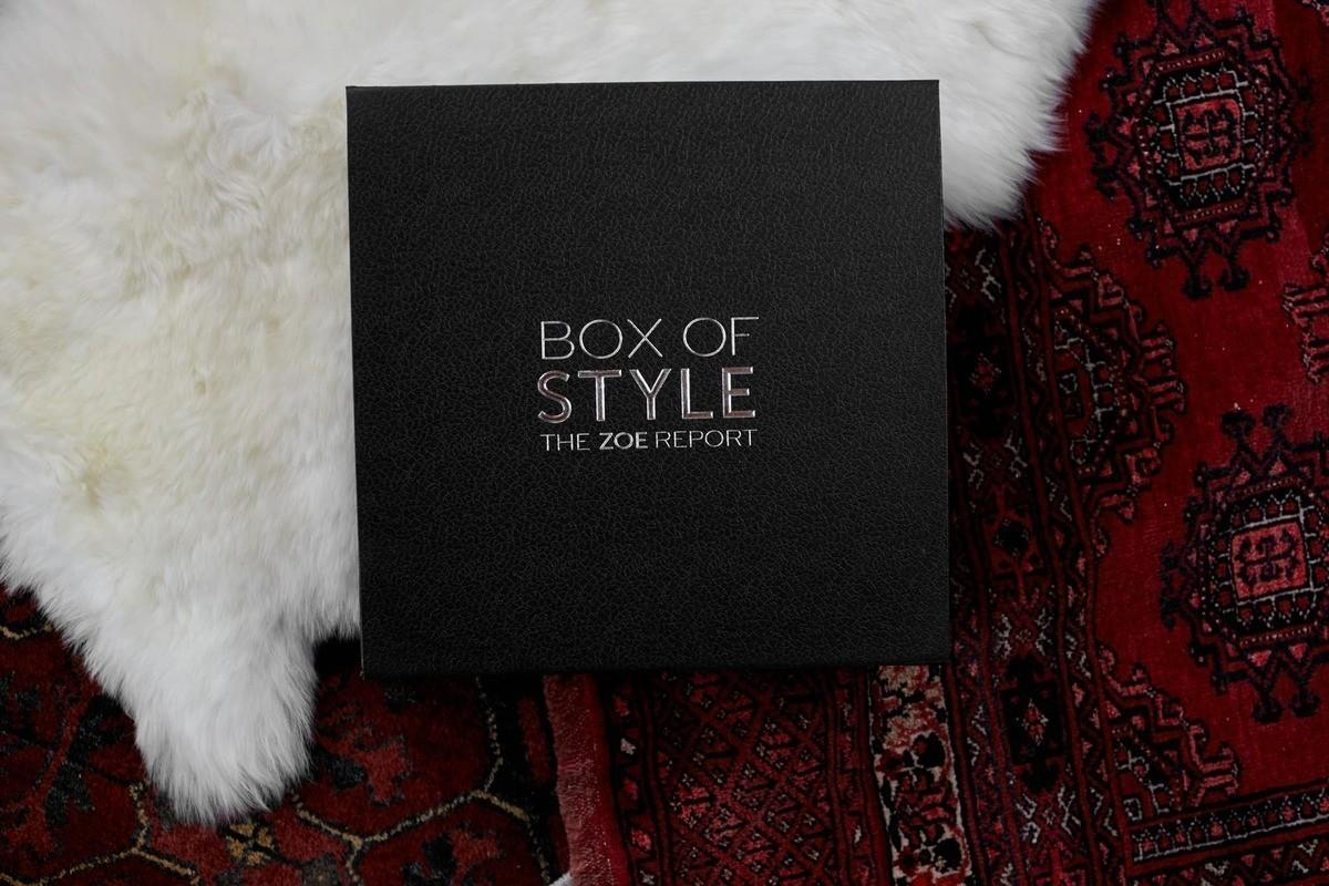 Box of Style by Rachel Zoe FALL 2018 Full SPOILERS + Coupon Code!!!!