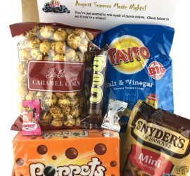 Something Snacks Review - August 2017