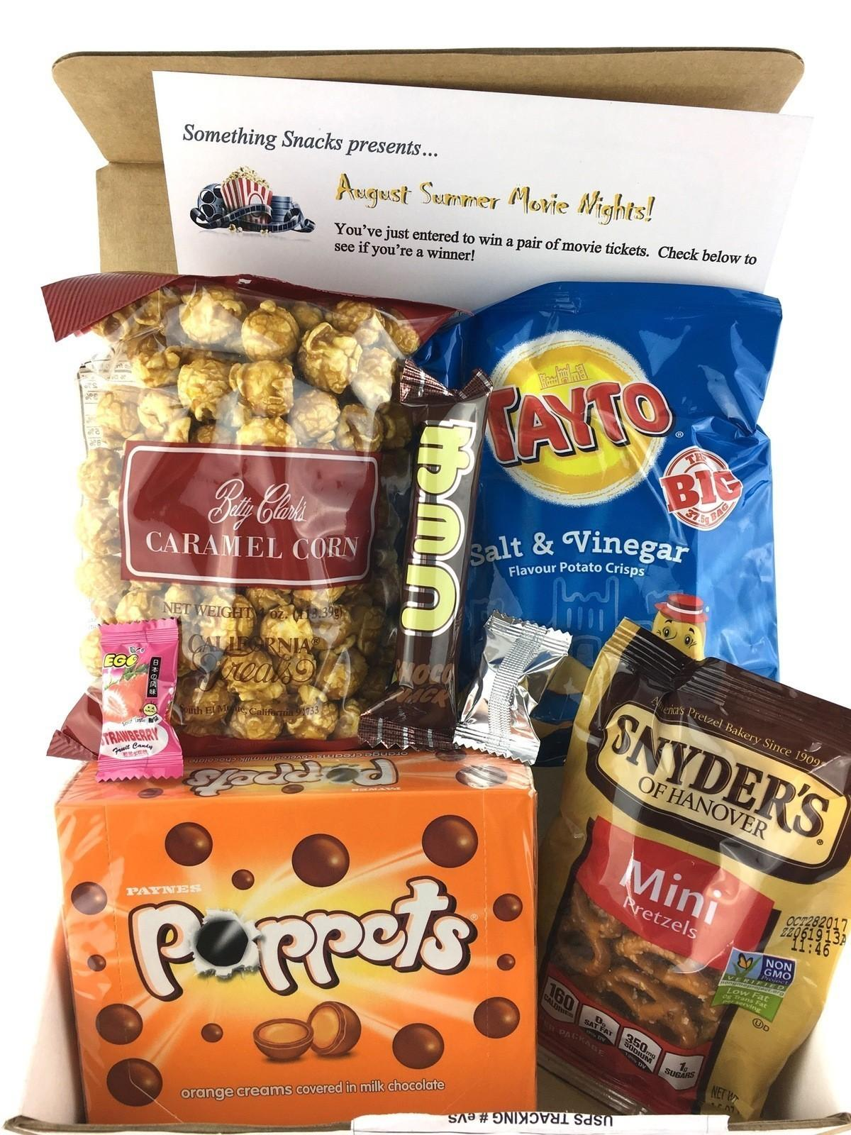 Something Snacks Review – August 2017