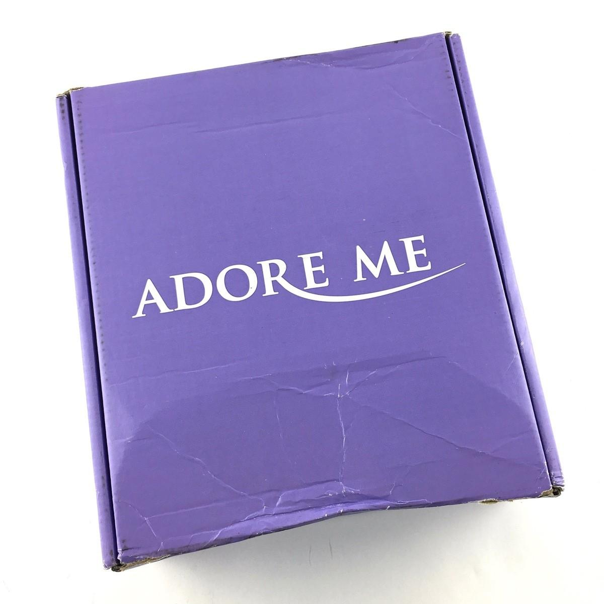 Adore Me Review + Coupon Code – August 2017