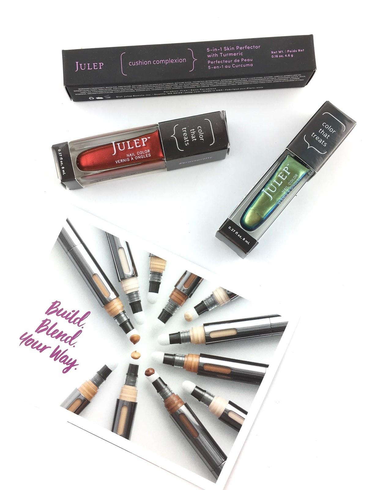 Julep Review + Coupon Code – August 2017