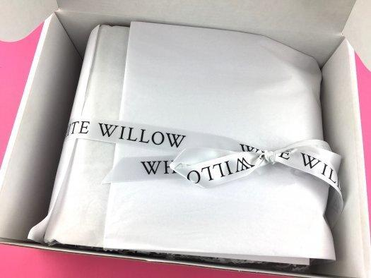 White Willow Box Review - August 2017