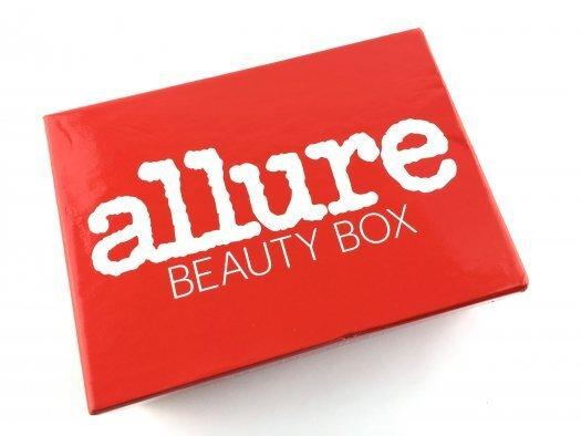 Allure Beauty Box Review - August 2017